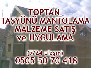stanbul Tayn Mantolama
