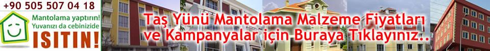 İstanbul Taşyünü Mantolama